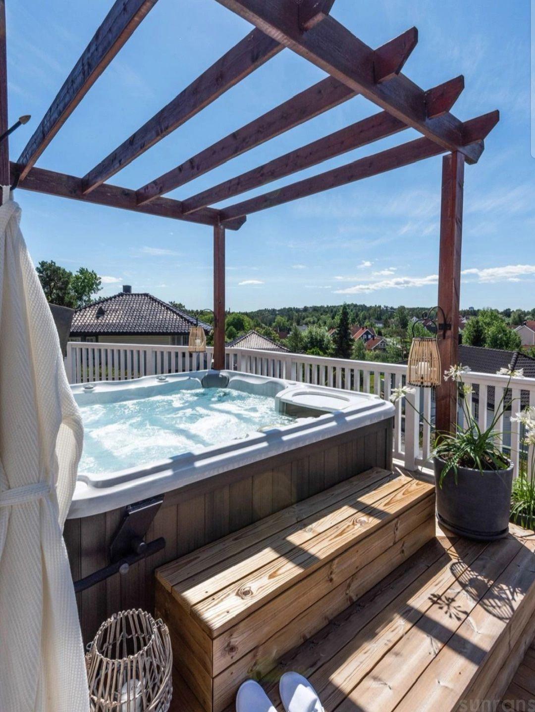 赏析挪威阳台热水按摩浴缸(图3)